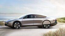 Blog - Lightyear One, de eerste auto op zonne-energie gepresenteerd