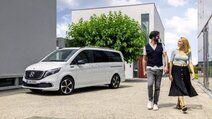 Blog - De Mercedes-Benz EQV: eerste elektrische premium-MPV ter wereld