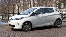Blog - Renault kondigt nieuw elektrisch deelautoproject in Amsterdam aan
